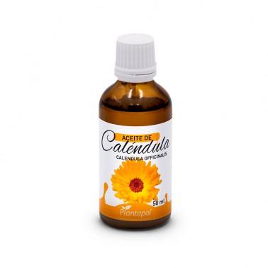 Aceite de Caléndula Plantapol, 50 ml.