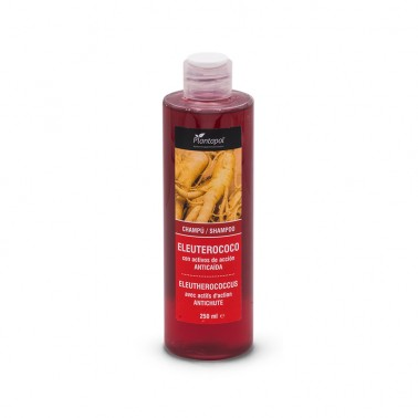 Champú Anticaída con Eleuterococo Plantapol, 250 ml.