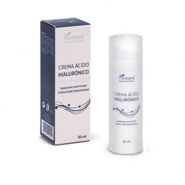 Crema Acido Hialurónico Plantapol, 50 ml.