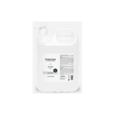 Desinfectante 75% Hidroalcoholico Superficies Laurendor, 5 L