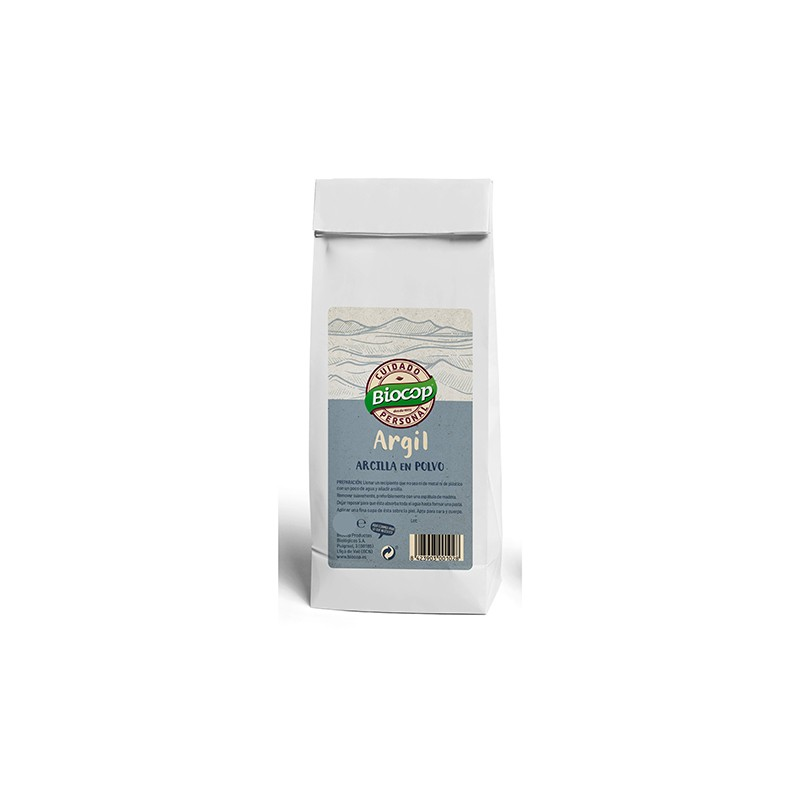 Argil Arcilla Blanca Biocop, 1 Kg