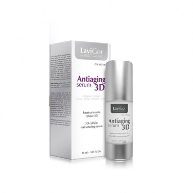Antiaging Sérum 3D Lavigor, 30 ml.