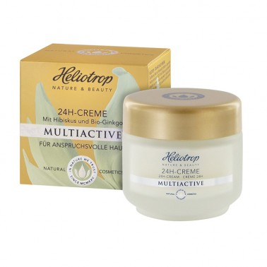 Crema 24h Multiactive Heliotrop, 50 ml.