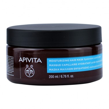 APIVITA Mascarilla capilar hidratante, 200 ml.