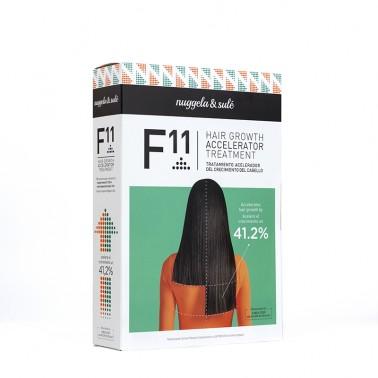 F11 Tratamiento Acelerador del Crecimiento del Cabello Nuggela & Sulé