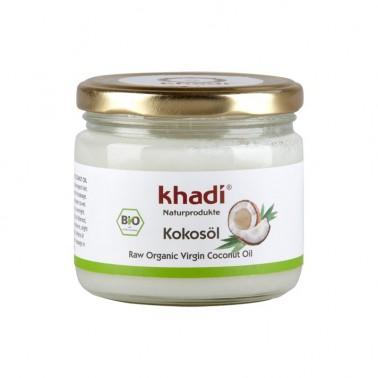 Aceite de Coco ECO Khadí, 250 ml.