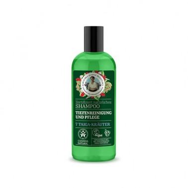 Champú Limpieza Profunda Green Agafia, 260 ml.
