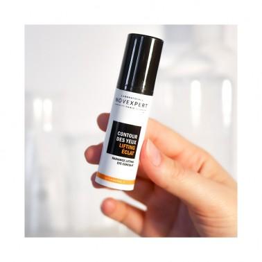 Contorno de Ojos FLASH Vitamina C Novexpert, 15 ml.