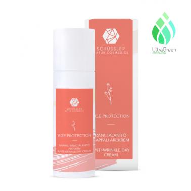 Crema Premium de Día Age Protection Schussler Natur Cosmedics, 50 ml.