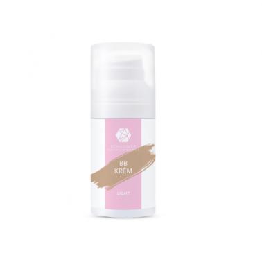 BB Cream Color Light Schussler Natur Cosmedics, 30 ml.