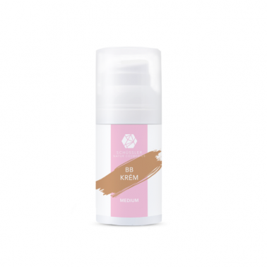 BB Cream Color Medium Schussler Natur Cosmedics, 30 ml.