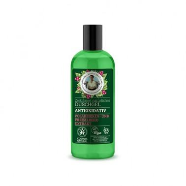 Gel de Ducha Antioxidante Vegan Agafia, 260 ml.