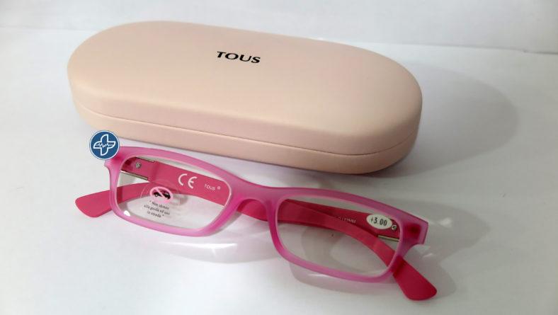 Gafas TOUS Problemas con la vista ¿Problemas de presbicia?