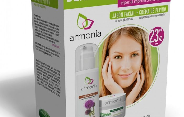 Armonia Pack Dermocontrol Facial